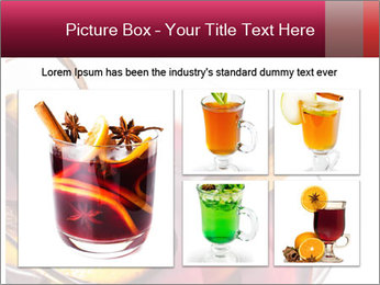 Hot red mulled wine PowerPoint Templates - Slide 19