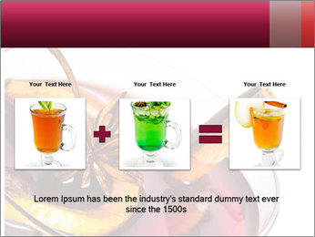 Hot red mulled wine PowerPoint Templates - Slide 22