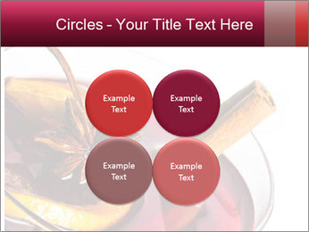 Hot red mulled wine PowerPoint Templates - Slide 38