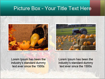 Pumpkin flower PowerPoint Templates - Slide 18