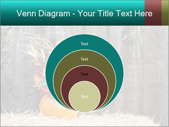 Pumpkin flower PowerPoint Templates - Slide 34