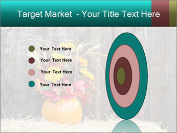 Pumpkin flower PowerPoint Template - Slide 84