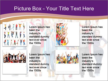 Christmas party. PowerPoint Templates - Slide 14