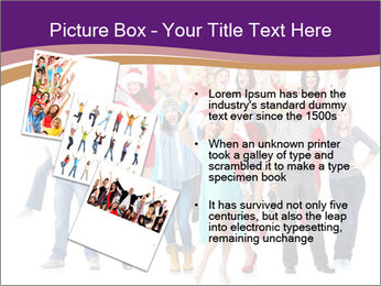 Christmas party. PowerPoint Templates - Slide 17
