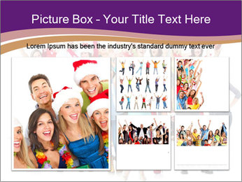 Christmas party. PowerPoint Templates - Slide 19