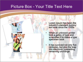 Christmas party. PowerPoint Templates - Slide 20