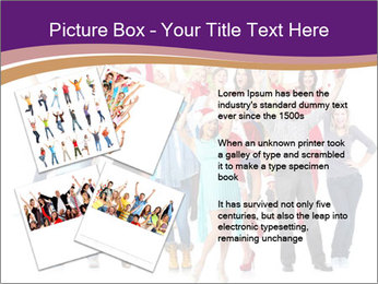 Christmas party. PowerPoint Templates - Slide 23