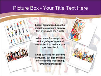 Christmas party. PowerPoint Templates - Slide 24