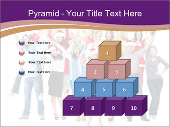 Christmas party. PowerPoint Templates - Slide 31
