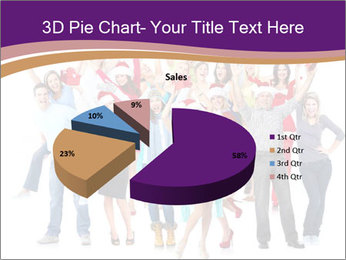 Christmas party. PowerPoint Templates - Slide 35