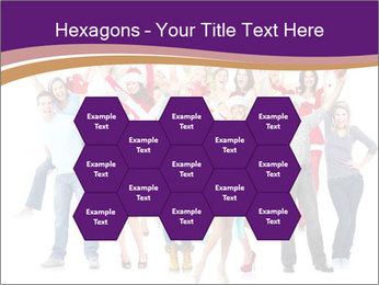 Christmas party. PowerPoint Templates - Slide 44