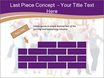 Christmas party. PowerPoint Templates - Slide 46