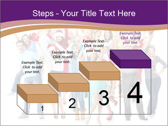 Christmas party. PowerPoint Templates - Slide 64