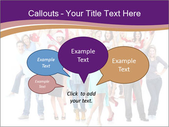 Christmas party. PowerPoint Templates - Slide 73