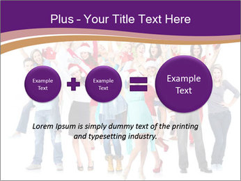 Christmas party. PowerPoint Templates - Slide 75