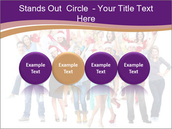 Christmas party. PowerPoint Templates - Slide 76