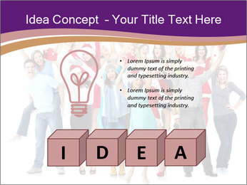 Christmas party. PowerPoint Templates - Slide 80