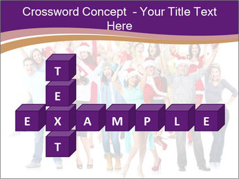 Christmas party. PowerPoint Templates - Slide 82