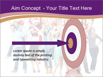 Christmas party. PowerPoint Templates - Slide 83