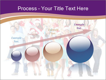 Christmas party. PowerPoint Templates - Slide 87