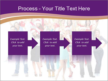 Christmas party. PowerPoint Templates - Slide 88