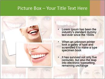 People teeth collage PowerPoint Templates - Slide 20