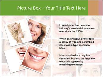 People teeth collage PowerPoint Templates - Slide 23