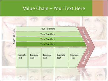 People teeth collage PowerPoint Templates - Slide 27