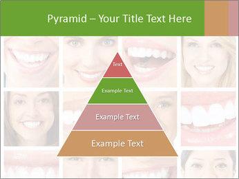 People teeth collage PowerPoint Templates - Slide 30