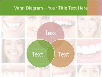 People teeth collage PowerPoint Templates - Slide 33