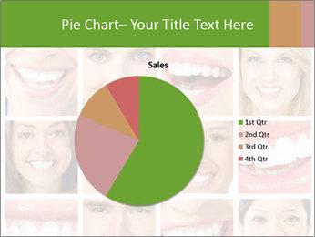 People teeth collage PowerPoint Templates - Slide 36