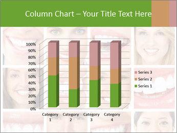 People teeth collage PowerPoint Templates - Slide 50
