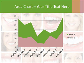 People teeth collage PowerPoint Templates - Slide 53