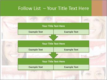 People teeth collage PowerPoint Templates - Slide 60