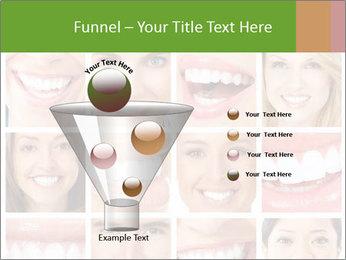 People teeth collage PowerPoint Templates - Slide 63