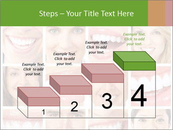 People teeth collage PowerPoint Templates - Slide 64