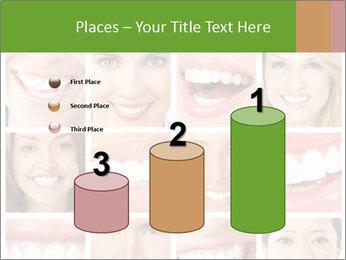 People teeth collage PowerPoint Templates - Slide 65