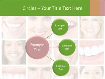 People teeth collage PowerPoint Templates - Slide 79