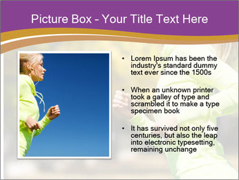 Sport and lifestyle PowerPoint Templates - Slide 13