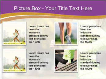 Sport and lifestyle PowerPoint Templates - Slide 14