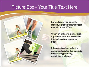 Sport and lifestyle PowerPoint Templates - Slide 23