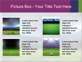 Stadium PowerPoint Templates - Slide 14