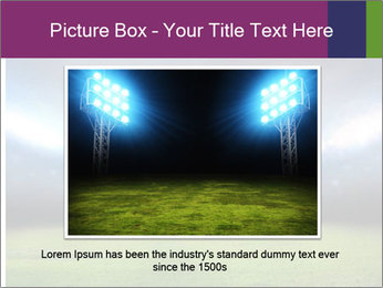 Stadium PowerPoint Templates - Slide 15
