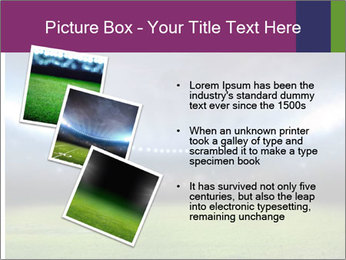 Stadium PowerPoint Templates - Slide 17
