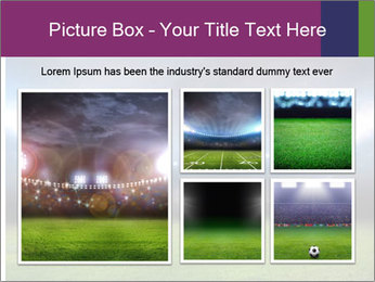 Stadium PowerPoint Templates - Slide 19