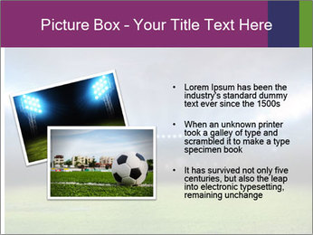 Stadium PowerPoint Templates - Slide 20