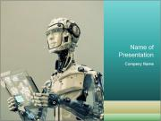 Robot PowerPoint Template