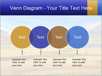 A blue lake PowerPoint Template - Slide 32