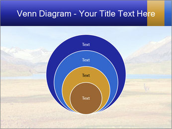 A blue lake PowerPoint Template - Slide 34