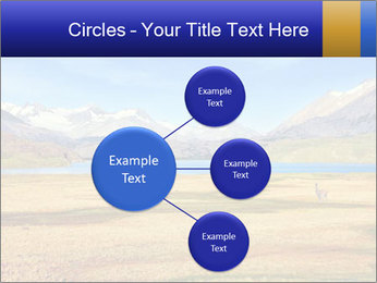 A blue lake PowerPoint Template - Slide 79